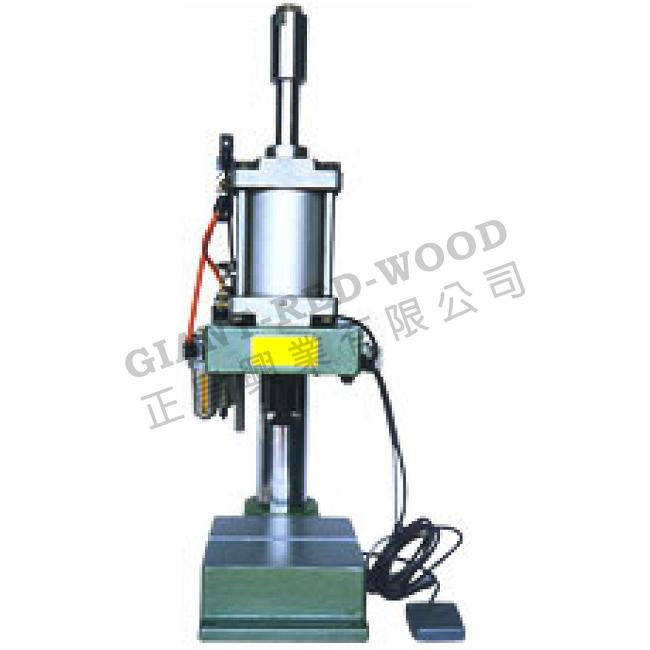 RW-033 Pneumatic Press Machine